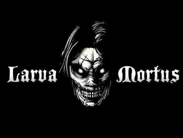 Larva Mortus PC windows box art