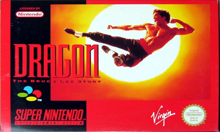 Review Dragon The Bruce Lee Story On Super Nintendo