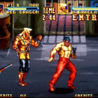 3 Count Bout arcade NEO GEO screenshot