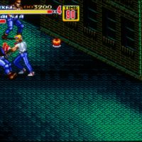 Streets of Rage 2 mega drive screenshot