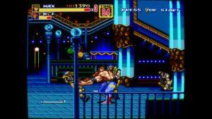 Streets of Rage 2 mega drive screenshot