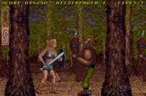 Sword of Sodan screenshot amiga
