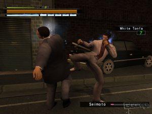 Yakuza 2 ps2 screenshot