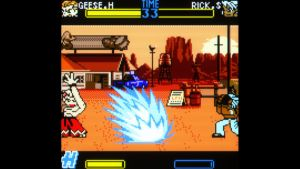Fatal Fury: First Contact neo geo pocket screenshot