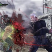 Fist of the North Star: Ken's Rage ps3 screenshot