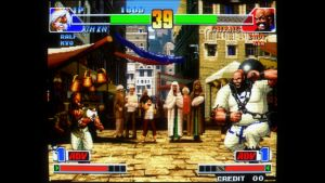 The King of Fighters '98: The Slugfest arcade screenshot