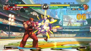 The King of Fighters XII ps3 screenshot
