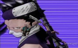 Naruto: Ultimate Ninja ps2 screenshot