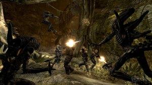 Aliens vs. Predator PC screenshot
