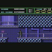 Batman: The Movie NES screenshot