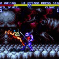 Teenage Mutant Ninja Turtles – Tournament Fighters MEGA DRIVE screenshot