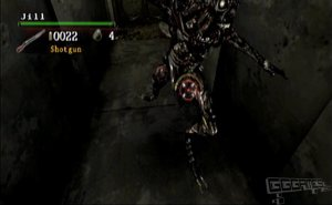 Resident Evil: The Umbrella Chronicles Wii screenshot