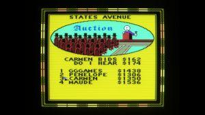 Monopoly NES screenshot