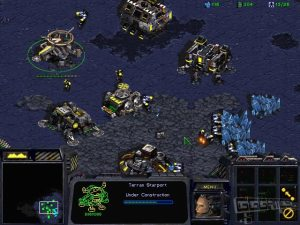 StarCraft: Brood War PC windows screenshot