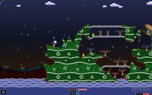 Worms Armageddon PC screenshot