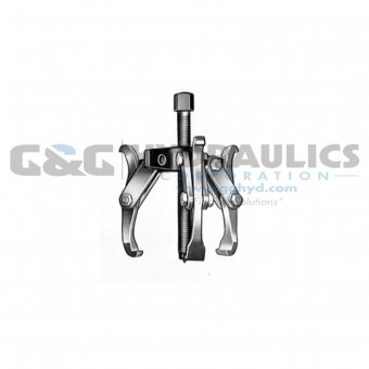1037 SPX Power Team 2/3 Reversible Jaw Pullers Manual 7