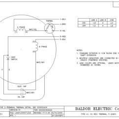 Baldor 7 5 Hp Single Phase Motor Wiring Diagram 4 Circle Venn Maker For A Electric 5hp 184t - Free Download