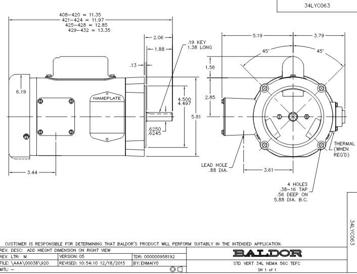 Frame 56c Baldor | Frameswalls.org