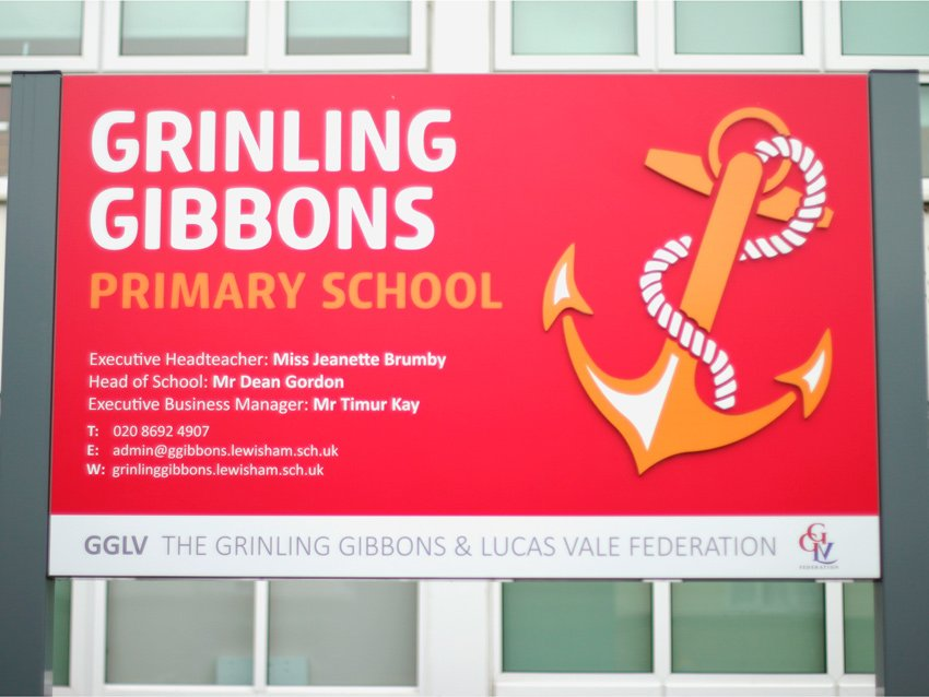 Grinling Gibbons Primary School