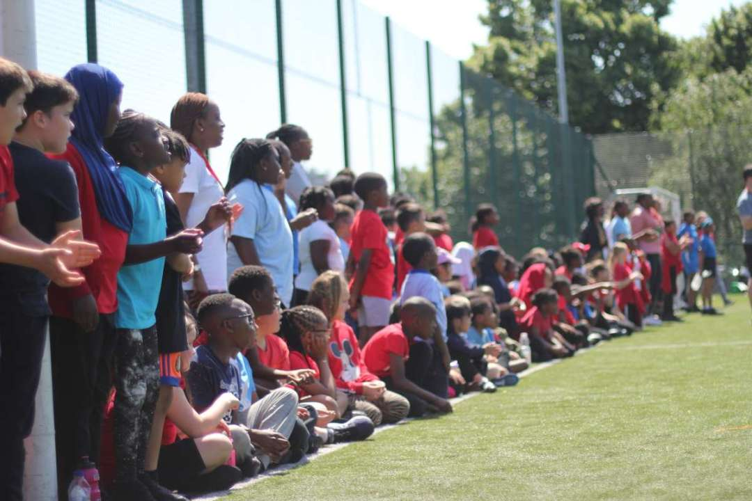 Our Sports Day