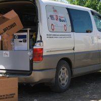 Georgien_Helpers Bus_hilfe rollt mit Erfolg