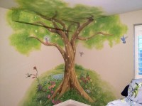 Childrens Murals and Nursery Murals Denver : G. Go Decorative