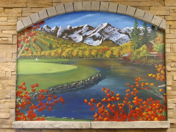 Commercial Business Murals Denver Littleton