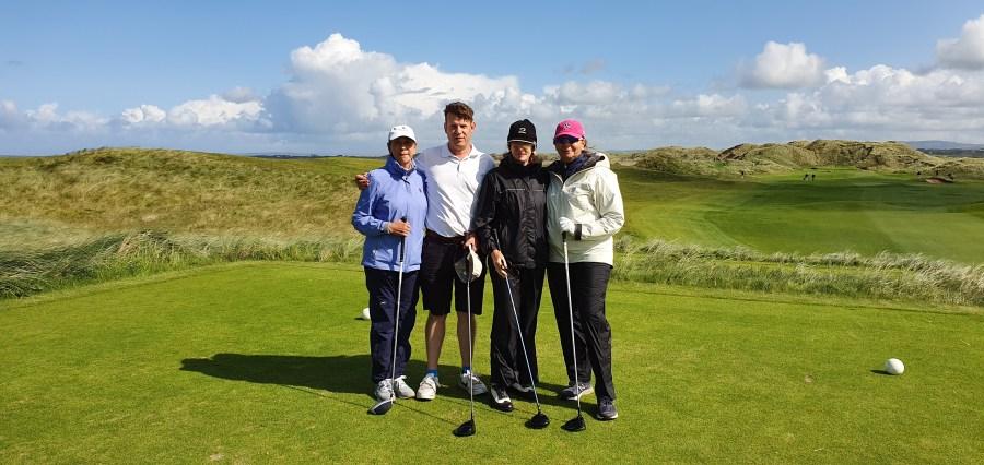 golf in ireland - testimonial - G Golf Ireland