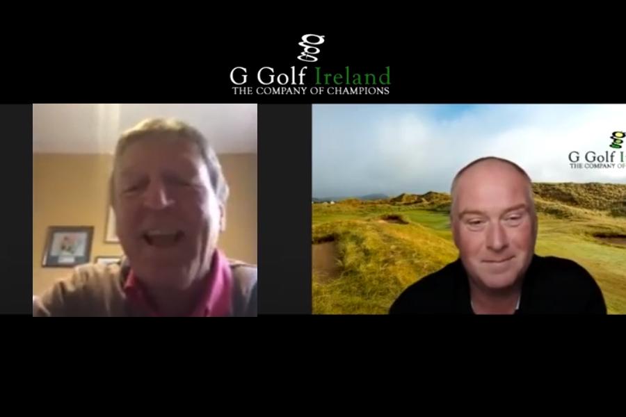 Des Smyth - G Golf Ireland - Golf in Ireland