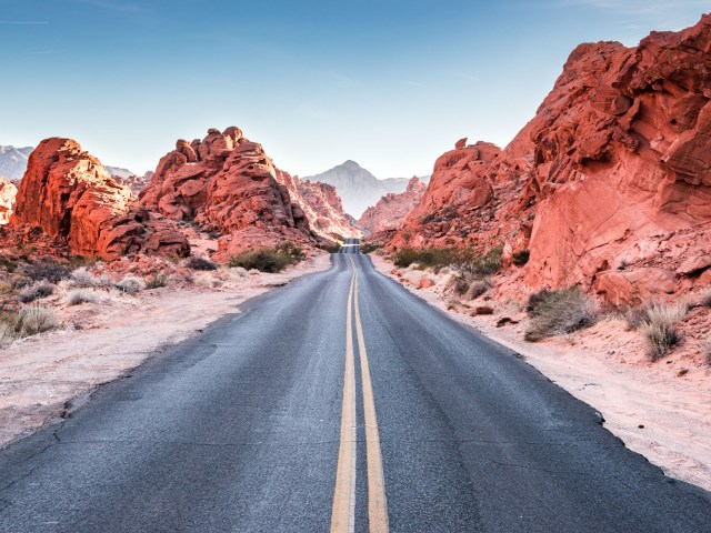 Valley of fire nov 2017