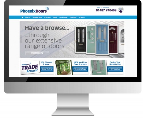 Phoenix Doors part of MASCO UK Window Group has launched its new website and customer on-line ordering portal \u2013 all designed to make life easier for trade ...  sc 1 st  GGP Magazine & Phoenix Doors launches new website | Glass \u0026 Glazing Products ...
