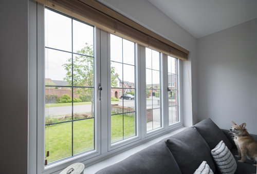 R7 is flush inside and out and 'designed to look perfect in traditional and modern homes'