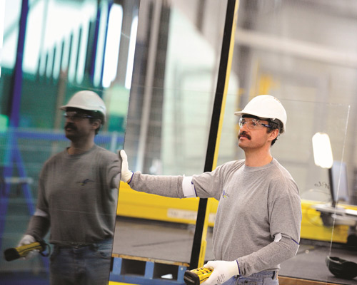 SGG EasyPro is a new coating from Saint-Gobain Building Glass, which will enhance the method of glass processing by transforming coated glass into 'more durable and robust products at no extra cost'
