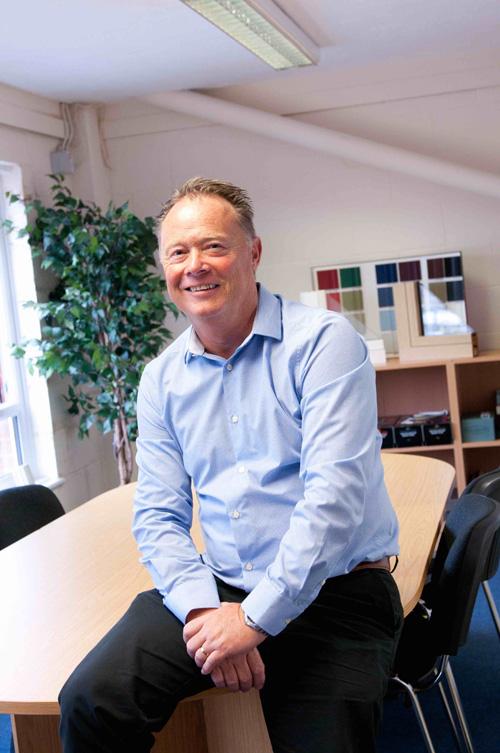 Tradesmith managing director, Mark Hutchinson
