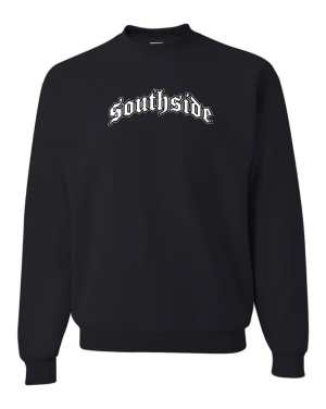 Good Vibes Southside Black Sweatshirt