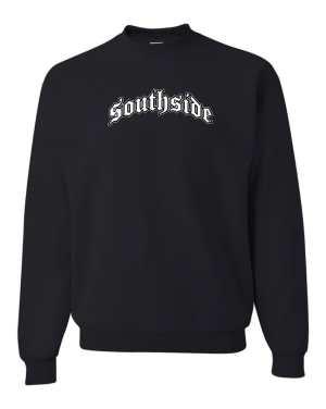 Good Vibes Southside Black Sweatshirt
