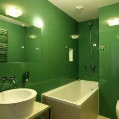 Kitchen Windows Hand Soap Splashbacks & Painted Glass : Lacobel Green | ...
