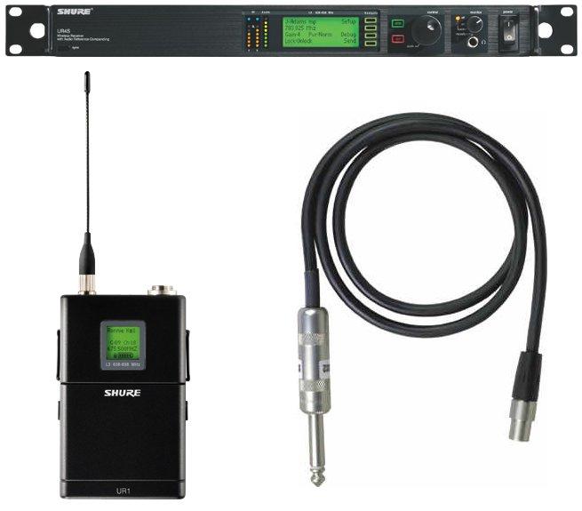 Shure UR14S Wireless Receiver