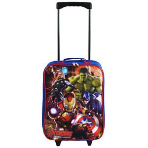 Avengers luggage for kids