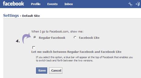 Facebook Lite Login Blank Page - gHacks Tech News