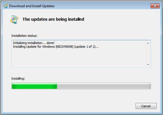 font rendering update windows