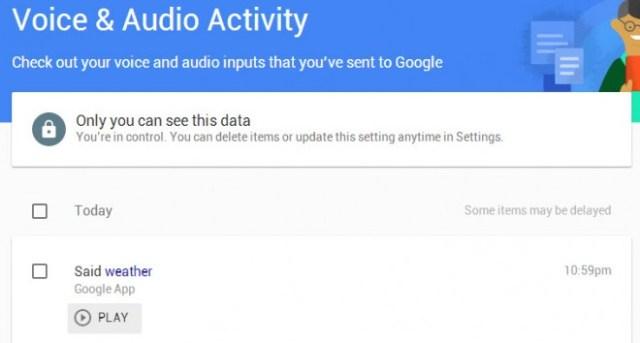 google voice audio activity {focus_keyword} Google is recording and listening to customer voice interactions - Ghacks Technology News google voice audio activity
