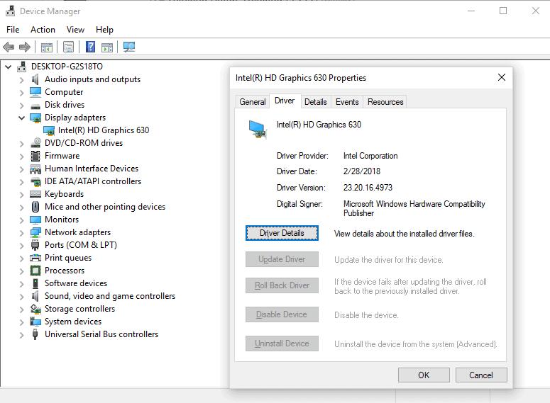 Intel драйверы windows 10