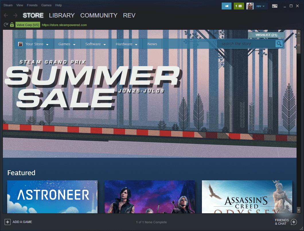 The Steam Summer Sale 2019 has started - gHacks Tech News
