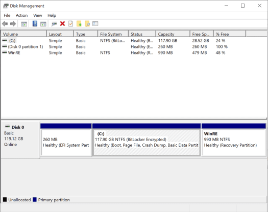 windows partitions recovery