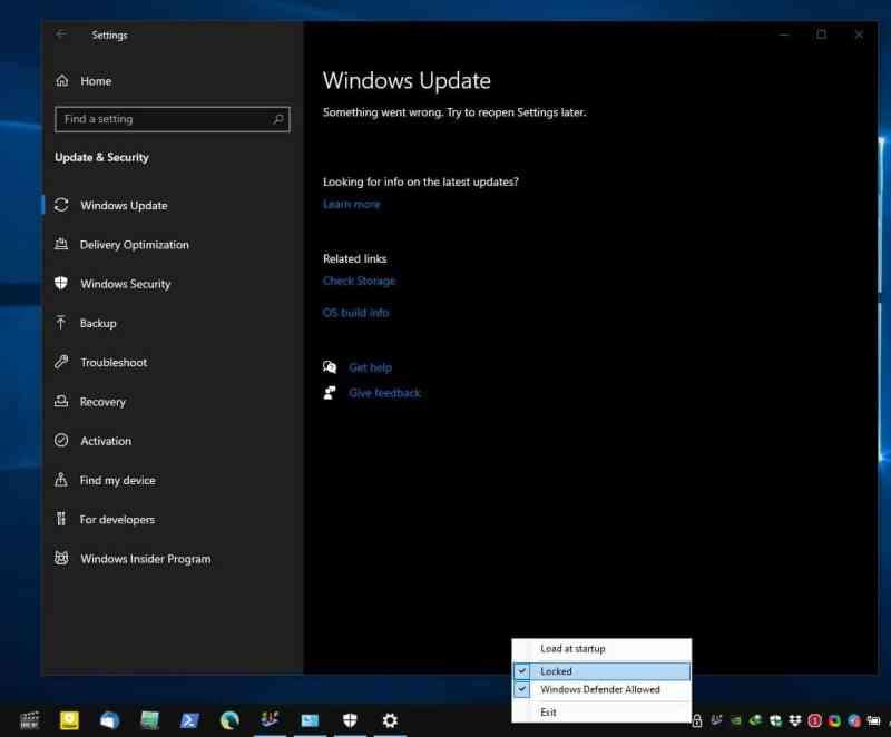 Kill-Update blocca gli aggiornamenti di Windows