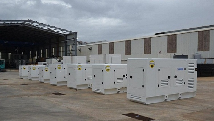 John Deere Engines Powering Ghaddar Generators