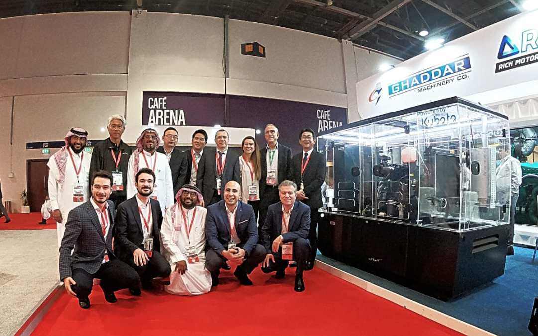 Middle East Electricity Exhibition – Day 3