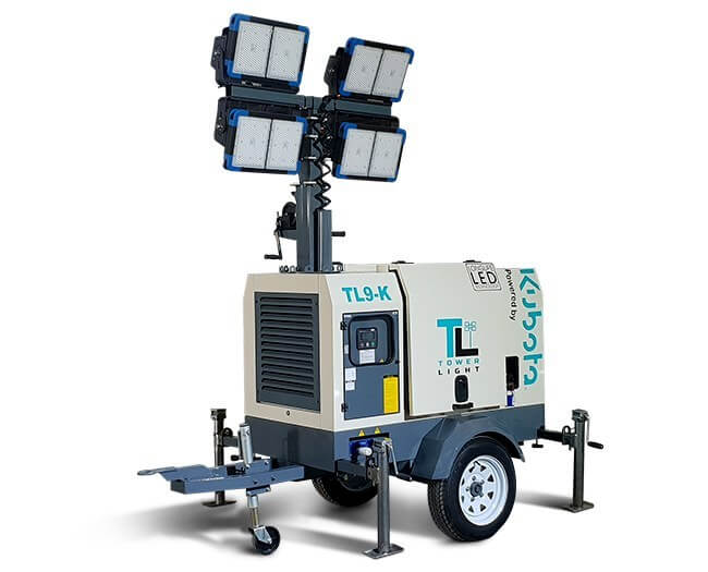 MOBILPAC Light Towers MLT12-KT12 Image