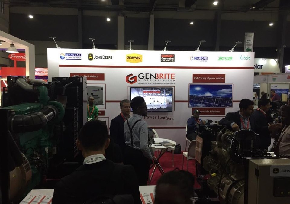 Ghaddar Machinery Successful participation in Power Nigeria 2019